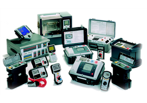 Electrical testing tools and electrical testing equipments